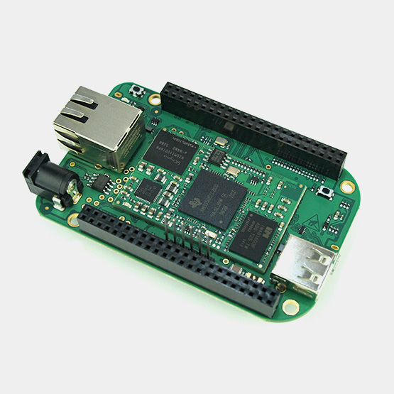 BeagleCore™ BCS1.STR Starter-Kit with baseboard and BCM1 module