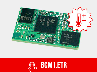 BeagleCore BCM1.ETR for extended temperature range