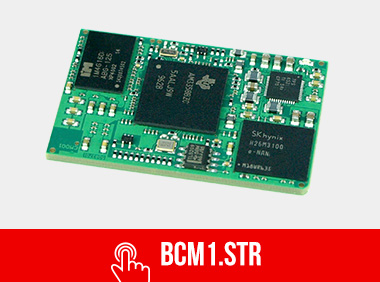BeagleCore BCM1.STR for standard temperature range